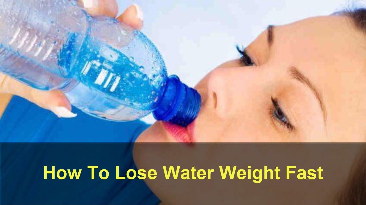 Here Is The Above Tips In Video How To Lose Water Weight Fast And Overnight