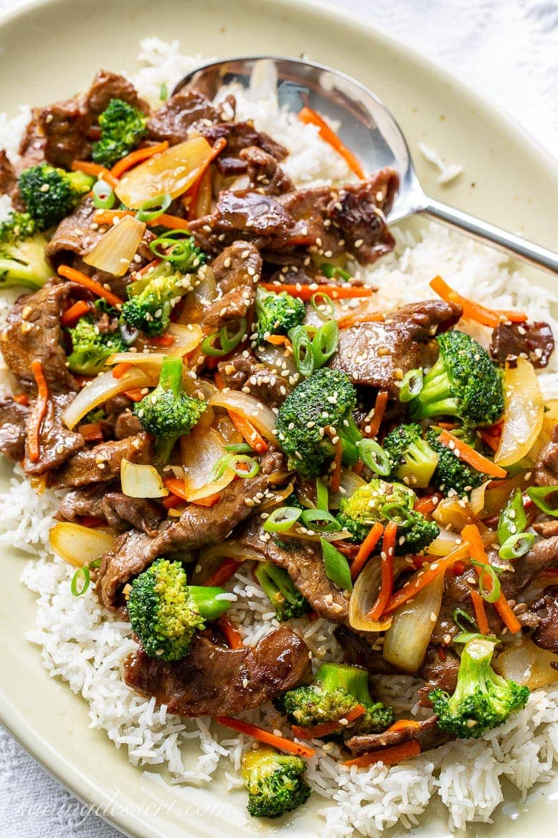 Beef And Broccoli Stir Fry Recipe In 2020 Beef Recipes Easy Beef Stir Fry Recipes Broccoli Beef