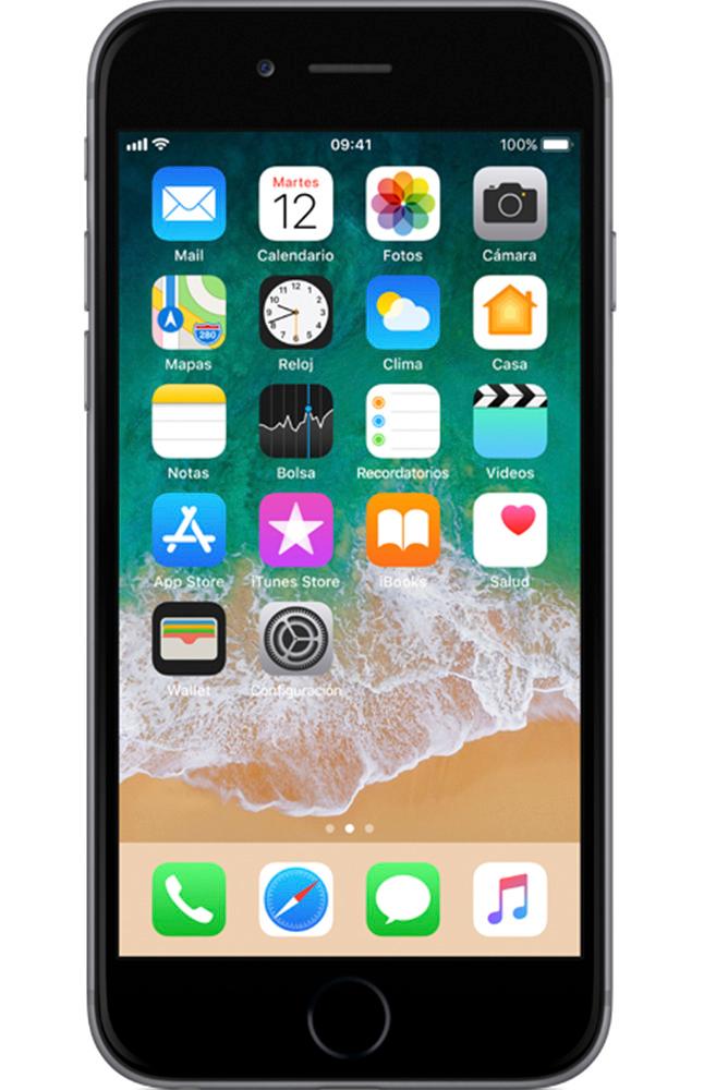 Iphone 6s De 32 Gb Y Con La Red 4g Tienda Virtual Claro Pantalla De Inicio Iphone Iphone Boost Mobile