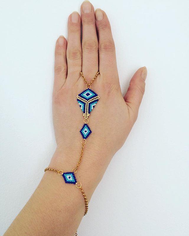 Photo of #miyuki #miyukidelica #miyukistore # jewelry # jewelry design