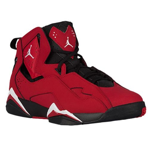 huge selection of 80474 bde58 Jordan True Flight - Men s - Basketball - Shoes - Gym Red Black White