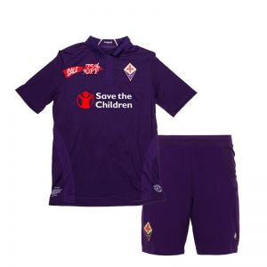 862696b96 2018-19 Cheap Youth Kit ACF Fiorentina Home Replica Soccer Kids Suit   DFC132