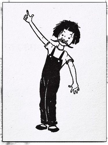 Ramona Quimby Original Illustrations | www.pixshark.com ...