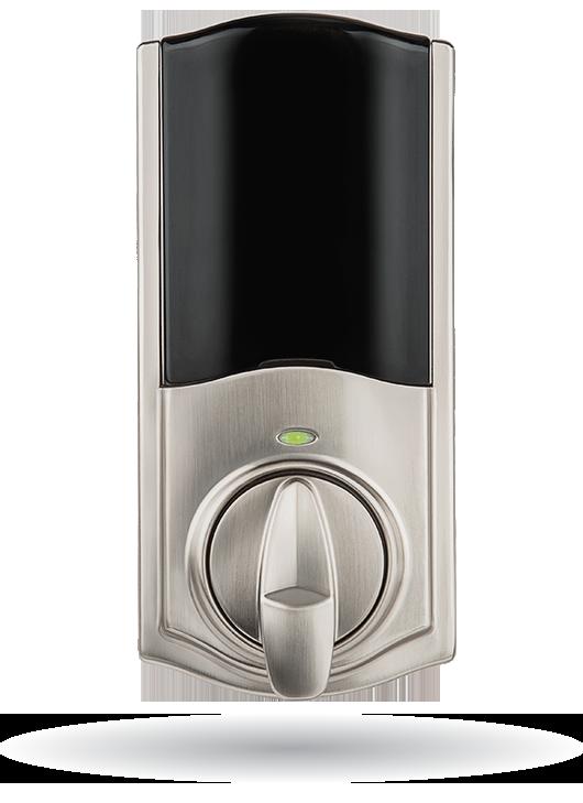 Kevo Convert Keyless Entry Home Door Lock A Smart Deadbolt Lock Kwikset Smart Door Locks Smart Deadbolt Electronic Deadbolt