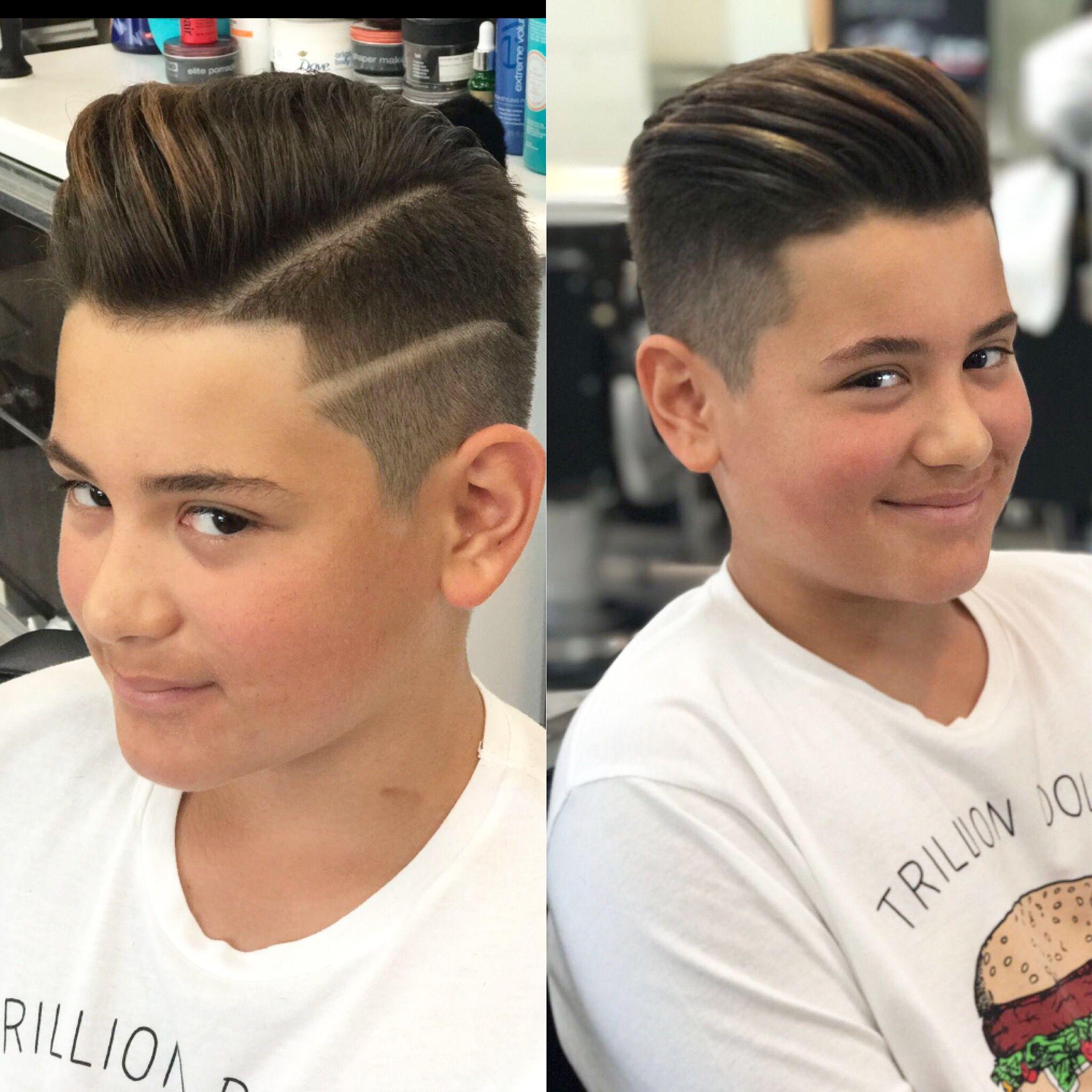 Cocuk Trasi Cocuk Saci Hair Kids Les Coupes
