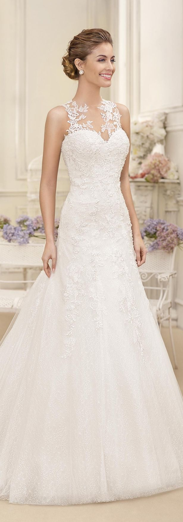 Where to find long sleeve wedding dresses  Wedding Dresses by Fara Sposa  Bridal Collection  Bridal