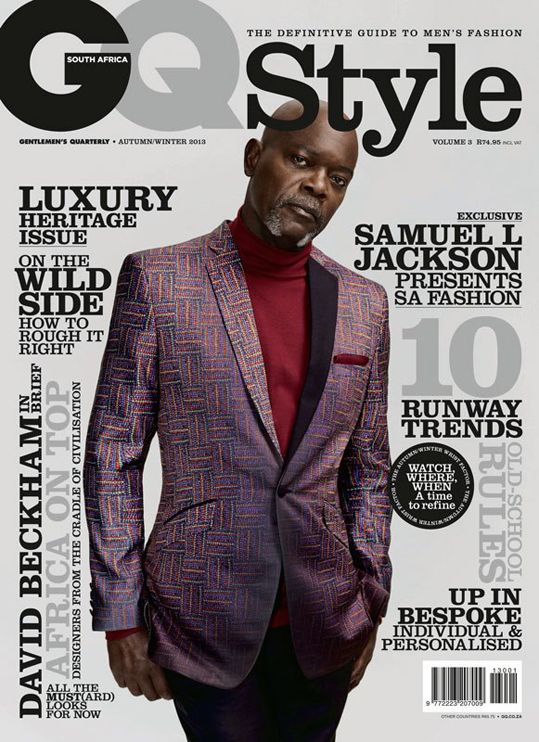 Cover Design Gq Style South Africa Gq Style Gq Magazine Design Cover