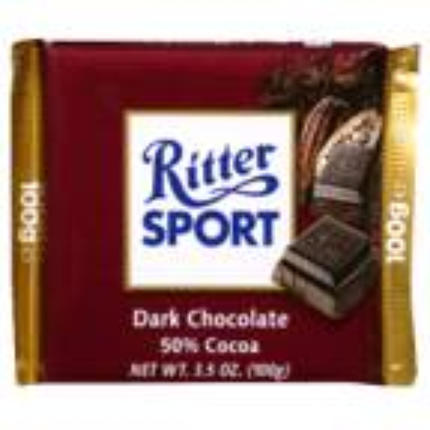 I'm learning all about Ritter Sport Dark Chocolate 50% Cocoa at @Influenster!