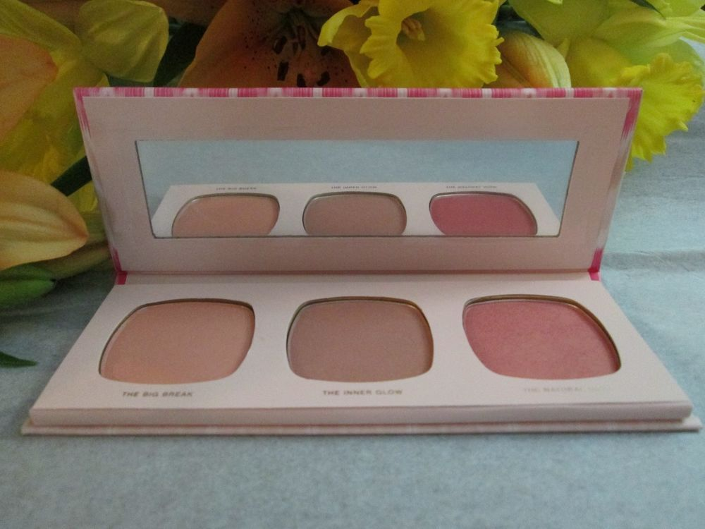 bareminerals ready face color palette the state of bliss