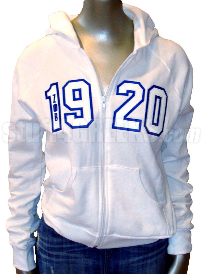 Zeta Phi Beta 1920 Sweatshirt