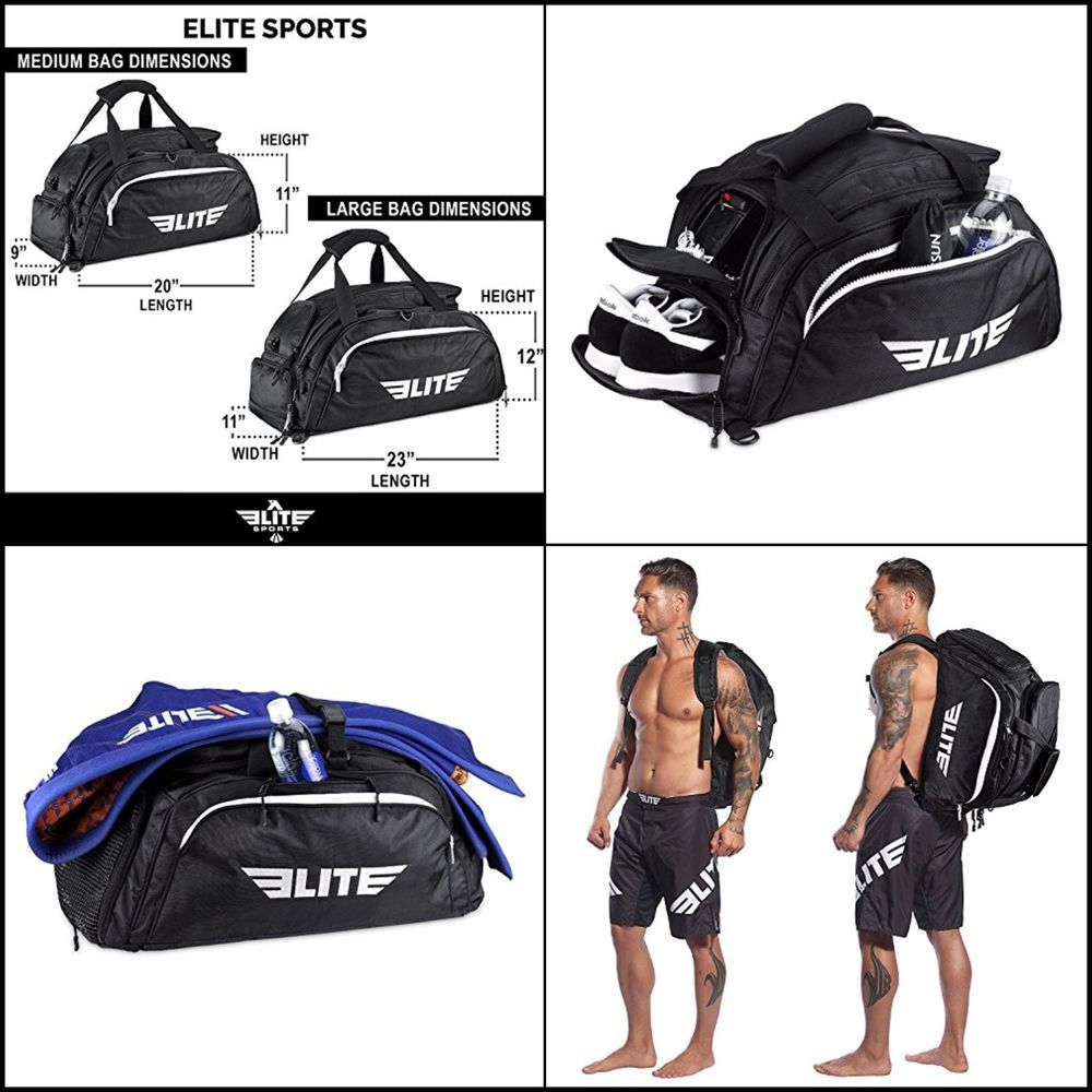Boxing Mma Gear Gym Duffel Bag Heavy
