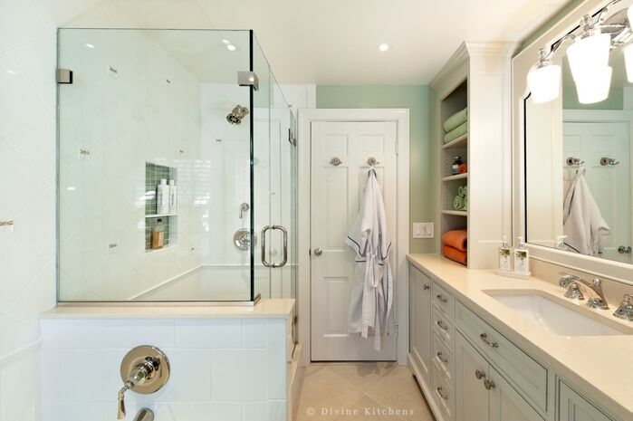 Average Cost Of A High End Bathroom Remodel
