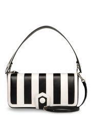 Medium leather bag | MOSCHINO