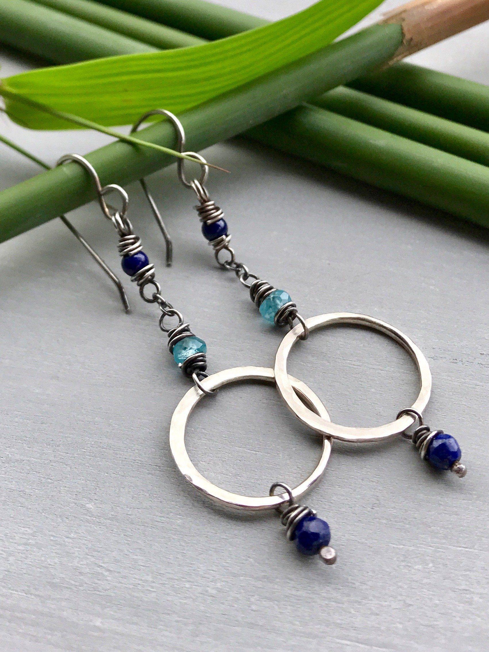 Blue Gypsy Soul Earrings   Jewelry   Pinterest   Jewelry ideas ...