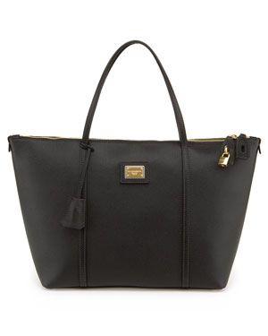 Dolce & Gabbana 'Miss Escape' Leather Tote