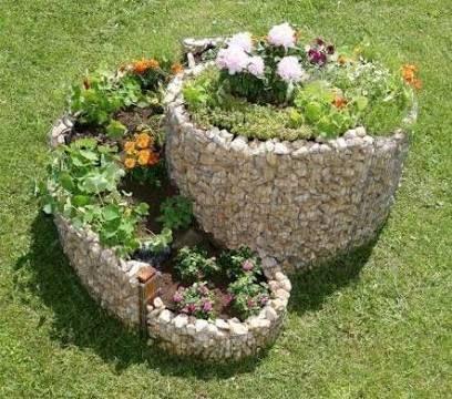 Resultado de imagem para #paisajismo con piedras y arbustos
