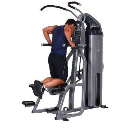 nautilus gravitron exercise machine - nitro evo - walmart.com ...