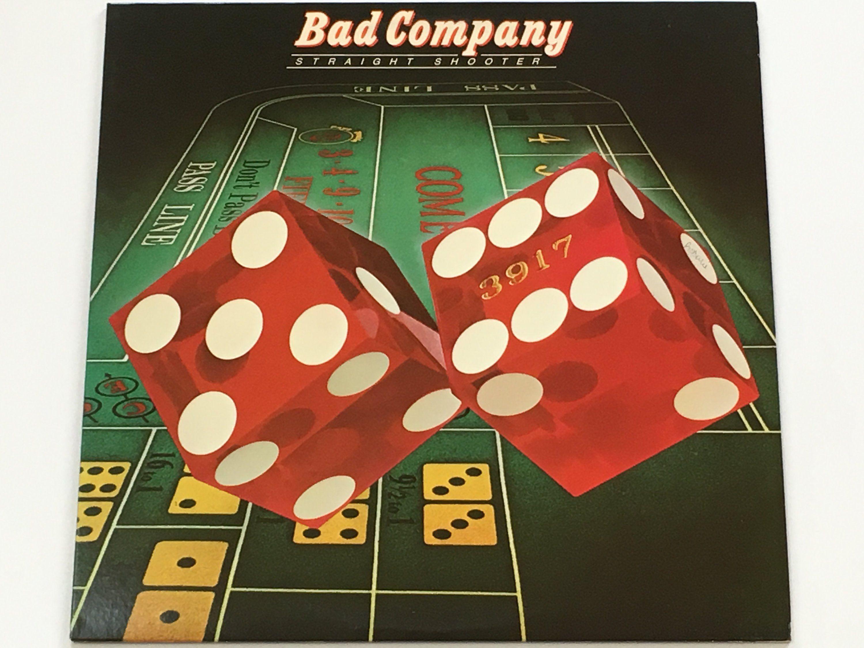 Bad Company Straight Shooter Good Lovin Gone Bad Feel