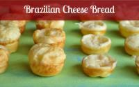 Brazilian Cheese Bread (Pao de Quejio)