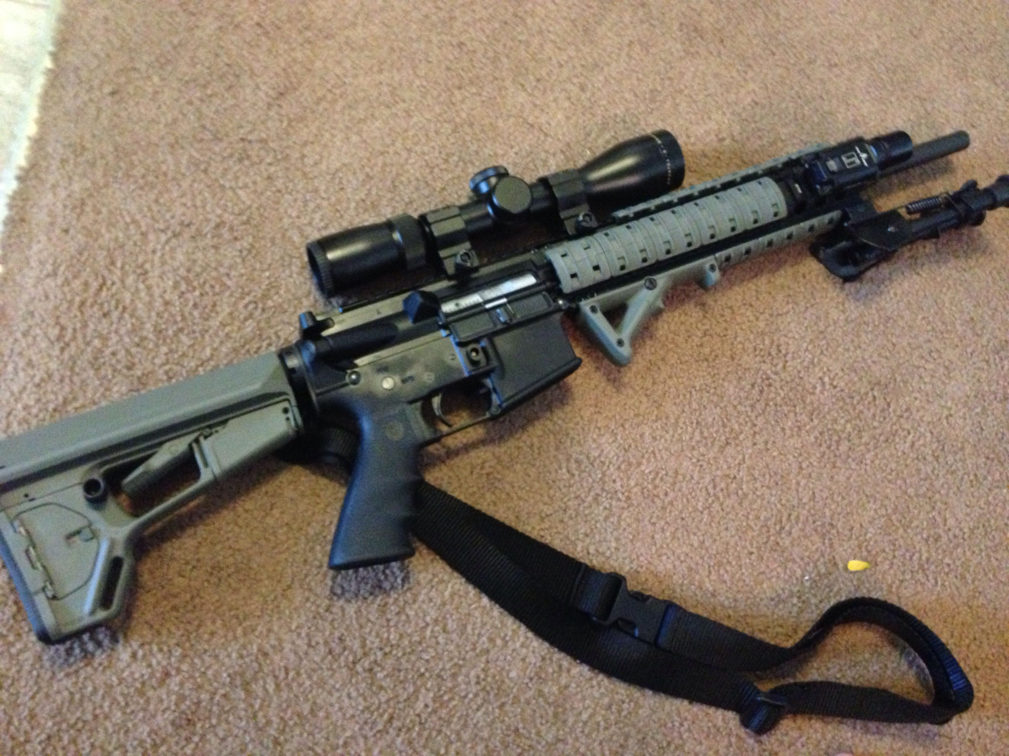 Ruger SR-556. My favorite rifle. | Tactical | Pinterest