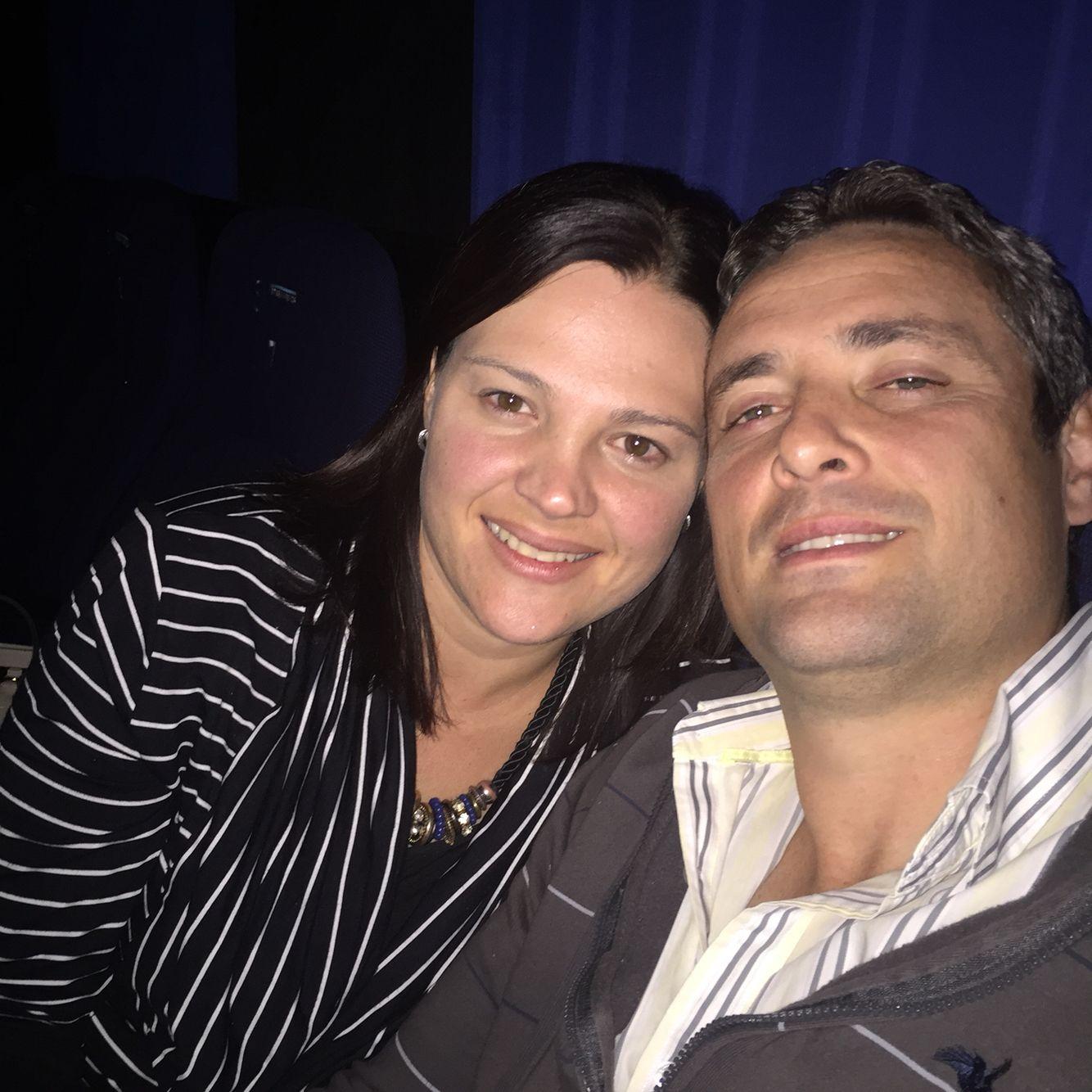 Maryke en Eddie 2015