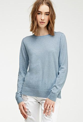 a6aba4b46 Classic Crew Neck Sweater   Forever 21 Canada   TO BUY