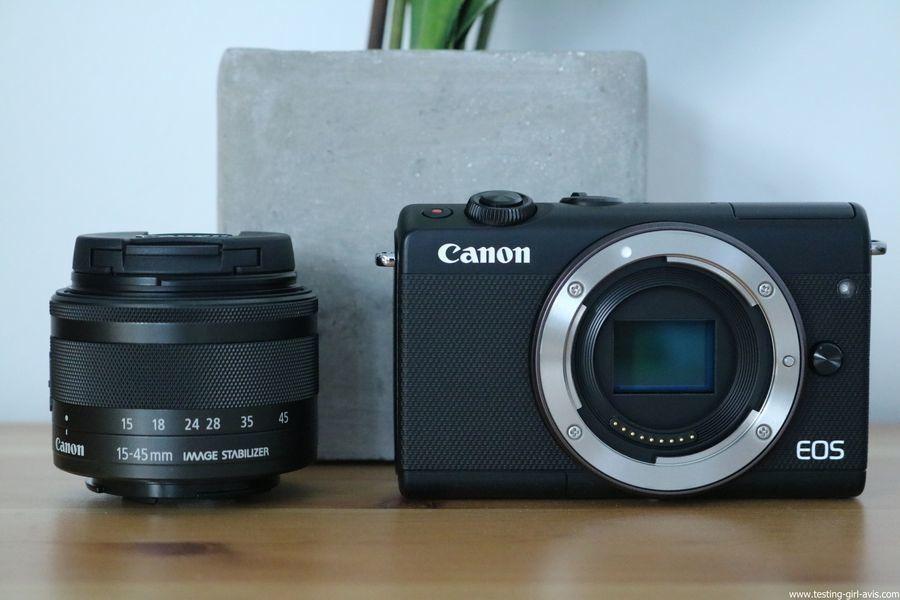 Canon Eos M100 Un Appareil Photo Hybride Et Compact Appareil Photo Appareil Photo Bridge Canon Eos