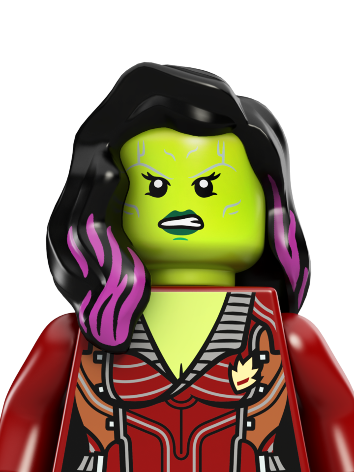 Gamora - Personajes - LEGO.com | LEGO Marvel Super Heroes ...