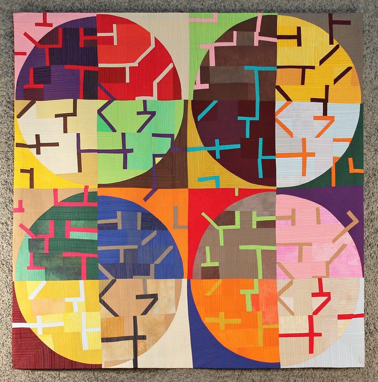 Quadratura Del Cerchio By Ramona Conconi