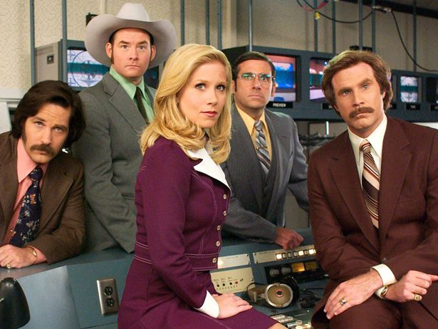 HAPPY 10TH BIRTHDAY ANCHORMAN!!! Here Are 10 Ways Anchorman