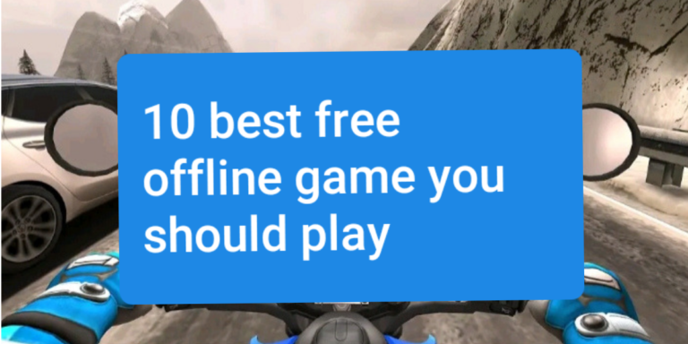 10 best free offline android games that don't need