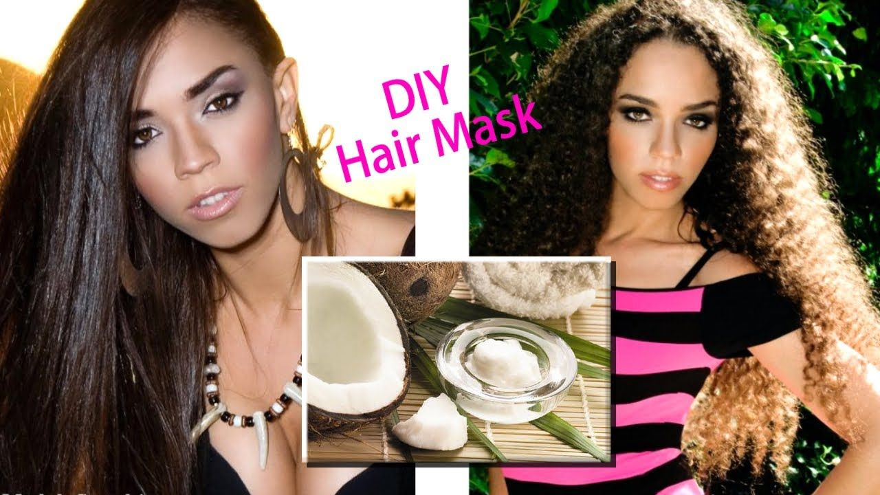 DIY Hair Mask for Hair Growth & Damaged Hair & My Top Hair