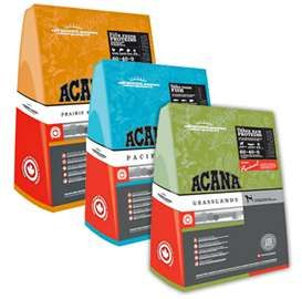Acana Dry Dog Foods Are Made By Champion Pet Foods In Canada They