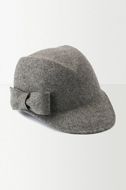 Heather Train Cap #anthropologie