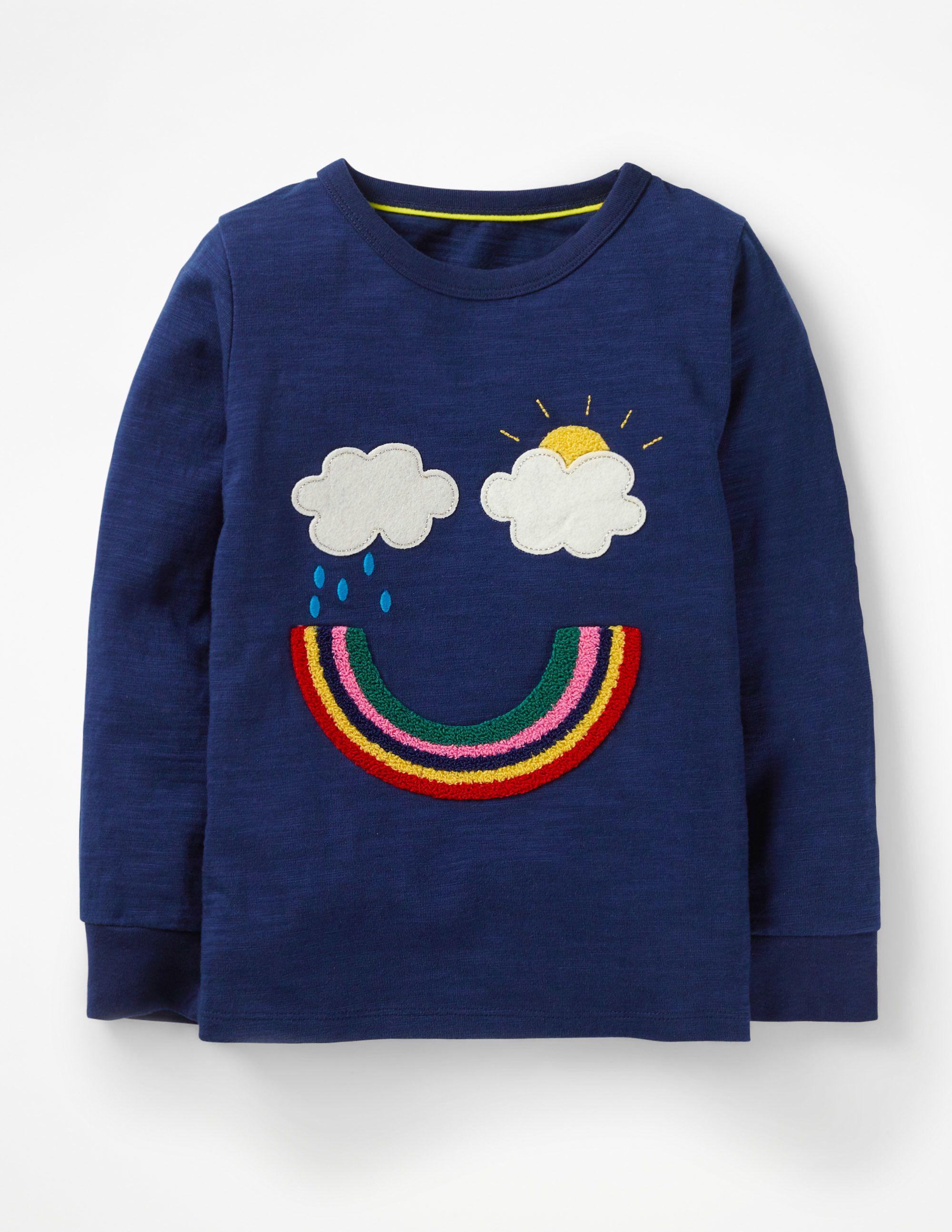 Mud Kingdom Children Unisex Cartoon Elephants Knitted Pullover Sweater