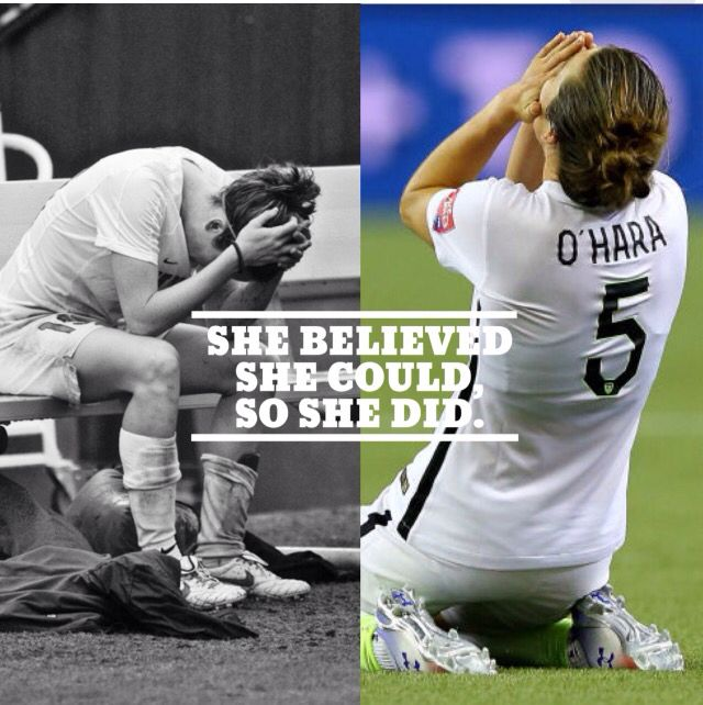 Kelley O'Hara straight outta Stanford