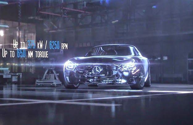 АУТОТИМ: Mercedes-Benz AMG GT ще развива 310 км/ч