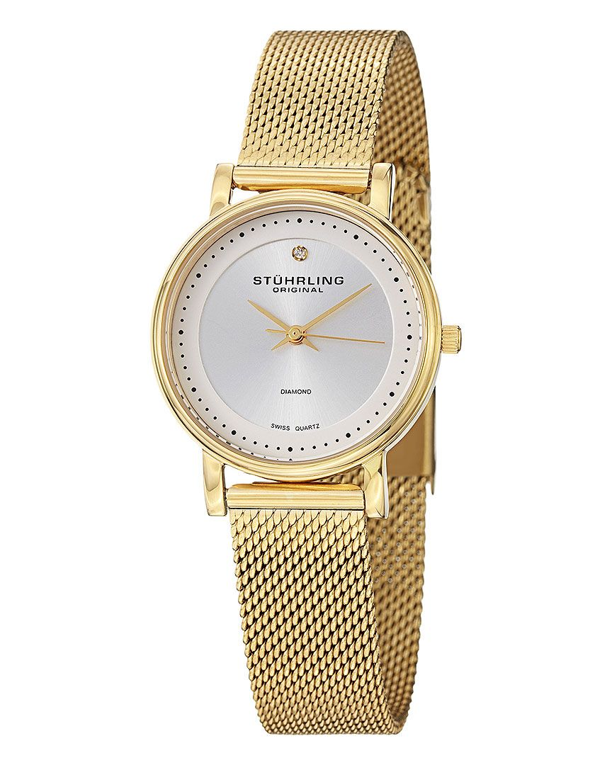 Rue La La — Stuhrling Original Women's Lady Casatorra Elite Diamond Watch