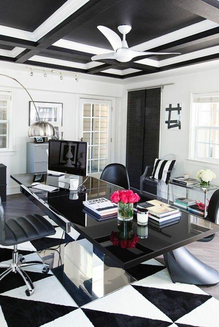 Pin by \u2022 ή ɪ ɔ ɪ\u2022 on Home Office Everything Pinterest House - homeoffice einrichtung ideen interieur