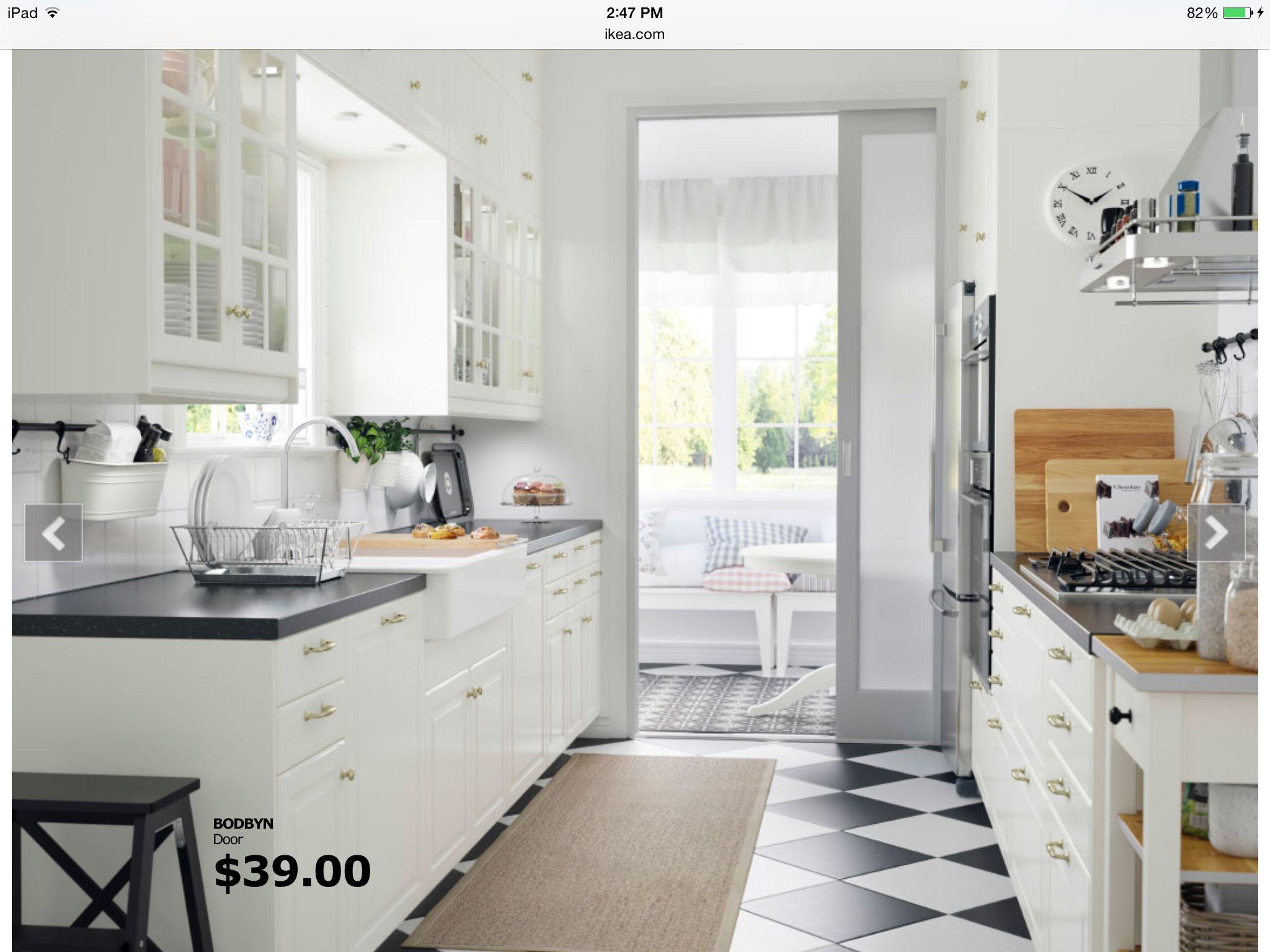 IKEA 1920s kitchen update | Tim\'s house | Pinterest | Kitchen ...