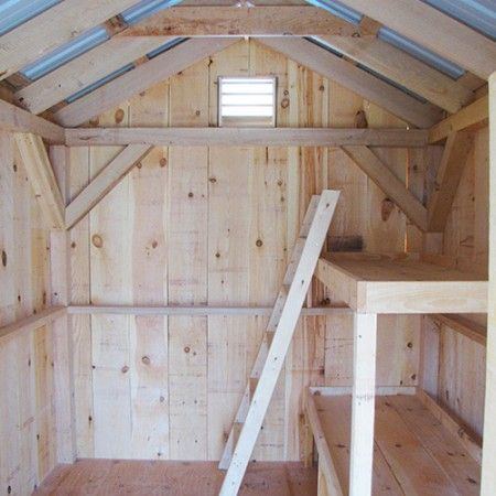 8x12 Bunk House Interior Bunk House Diy Shed Plans Shed Plans