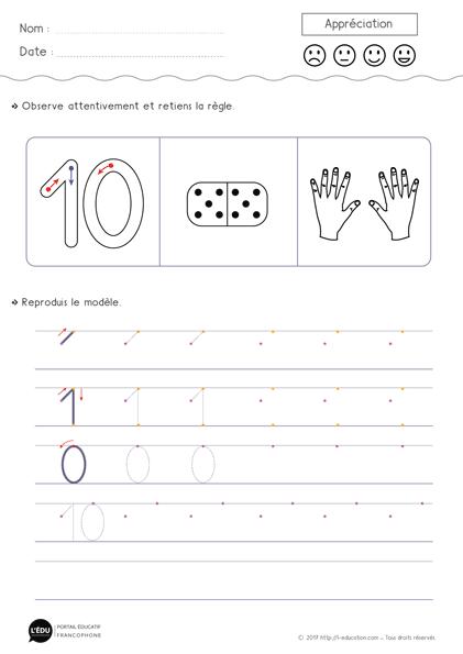 Un support int ressant sur criture des nombres crire for Peur du chiffre 13