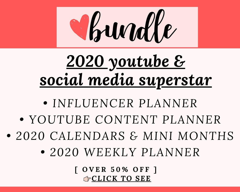 A YouTube, Instagram, Social Media Superstar