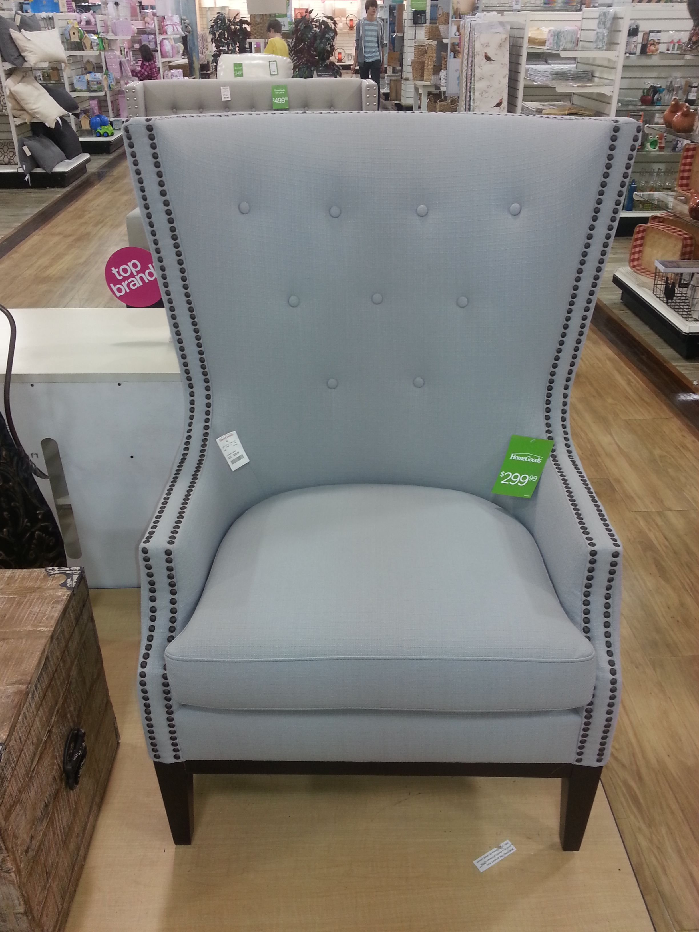Grey Chair Home Goods Lisa S Cabin Chair Grey Chair