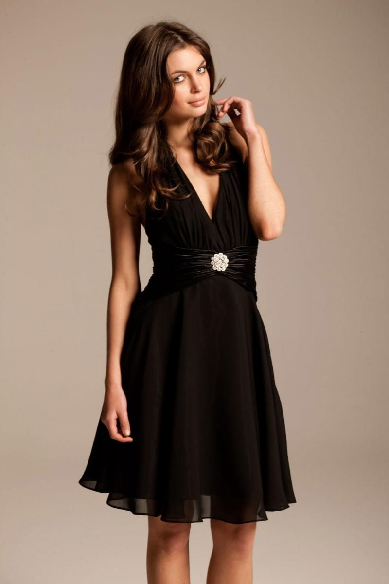 black cocktail dresses | Gallery of Black Cocktail Dresses ...