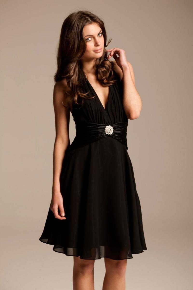 black cocktail dresses | Gallery of Black Cocktail Dresses – Elegant ...