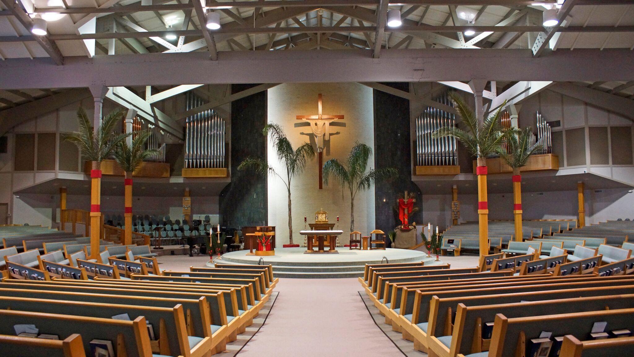 Palm Sunday Epiphany of The Lord Catholic Church. Katy, Tx. | Church ...