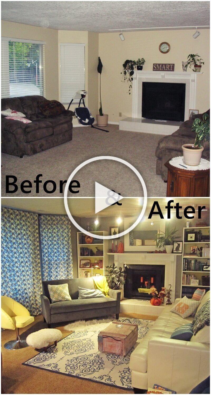 26 Best Budget Friendly Living Room Makeover Ideas For 2020 Budget Friendly Living Room Living Room Makeover Room Makeover