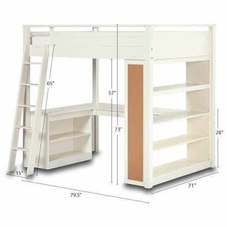 Pottery Barn Teen Loft Bed For Any Any One With Kids Diy