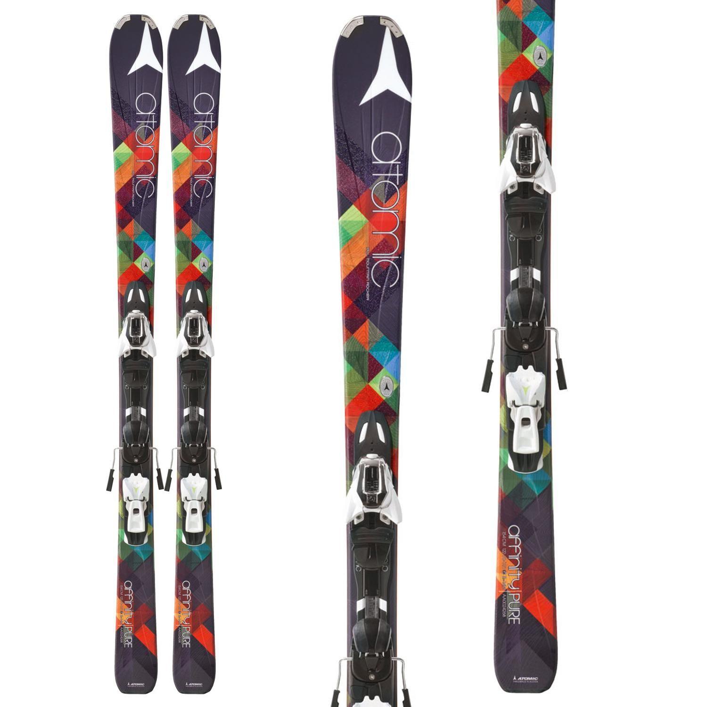 XTO 10 Bindung 2015 Atomic AFFINITY SKY Damen Allmountain Ski